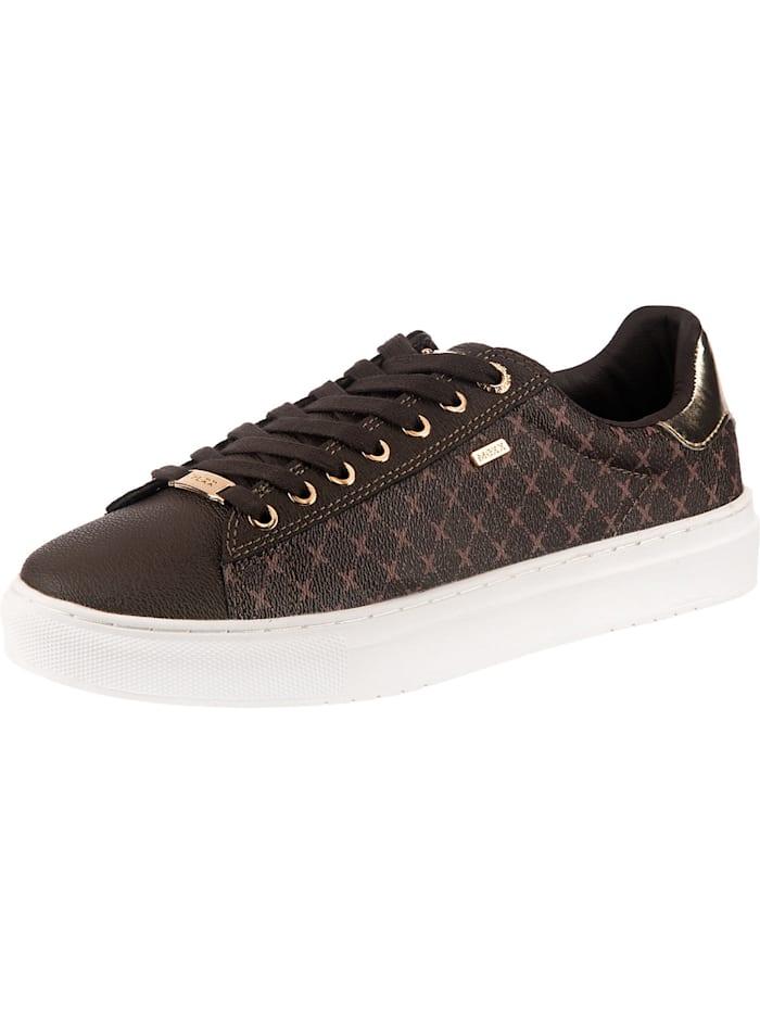 Mexx Crista Sneakers Low, dunkelbraun