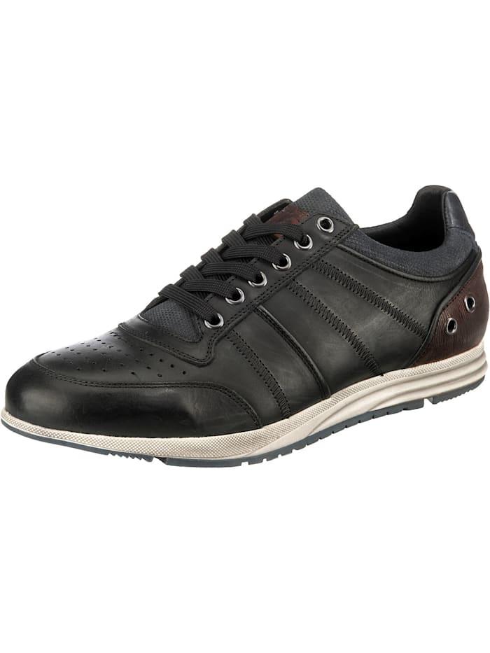 Bullboxer Sneakers Low, schwarz