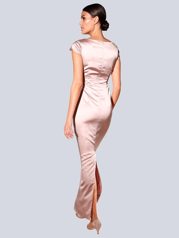 Kleid in eleganter Maxilänge