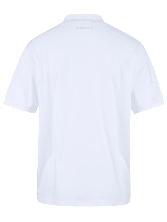 Poloskjorte med glidelås