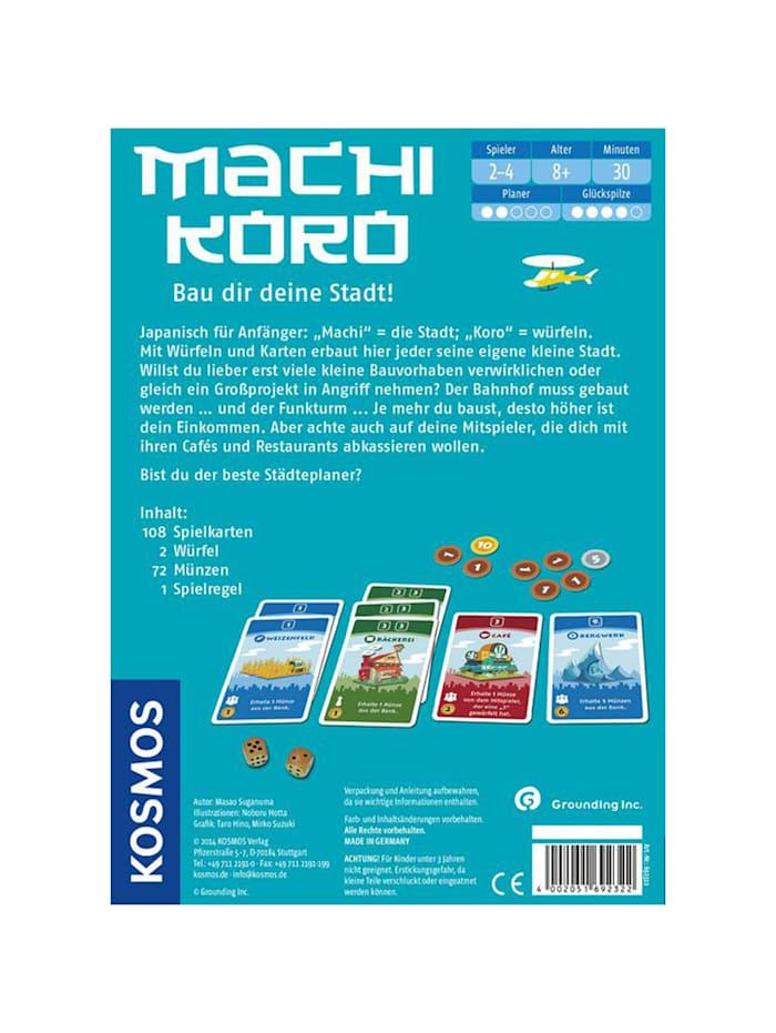 Kartenspiel Machi Koro