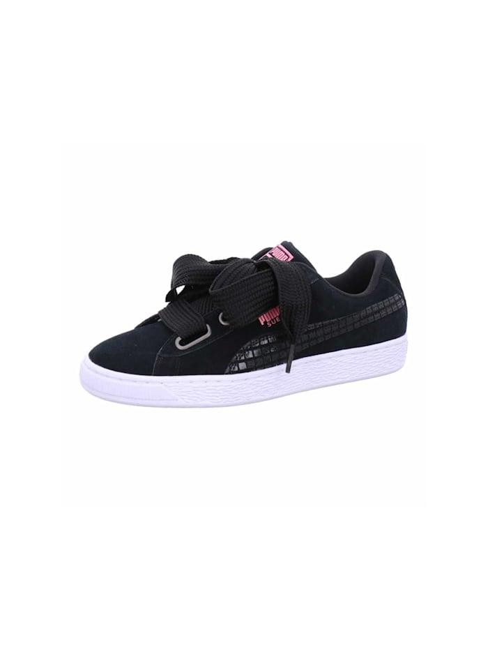 Puma Sneakers, schwarz