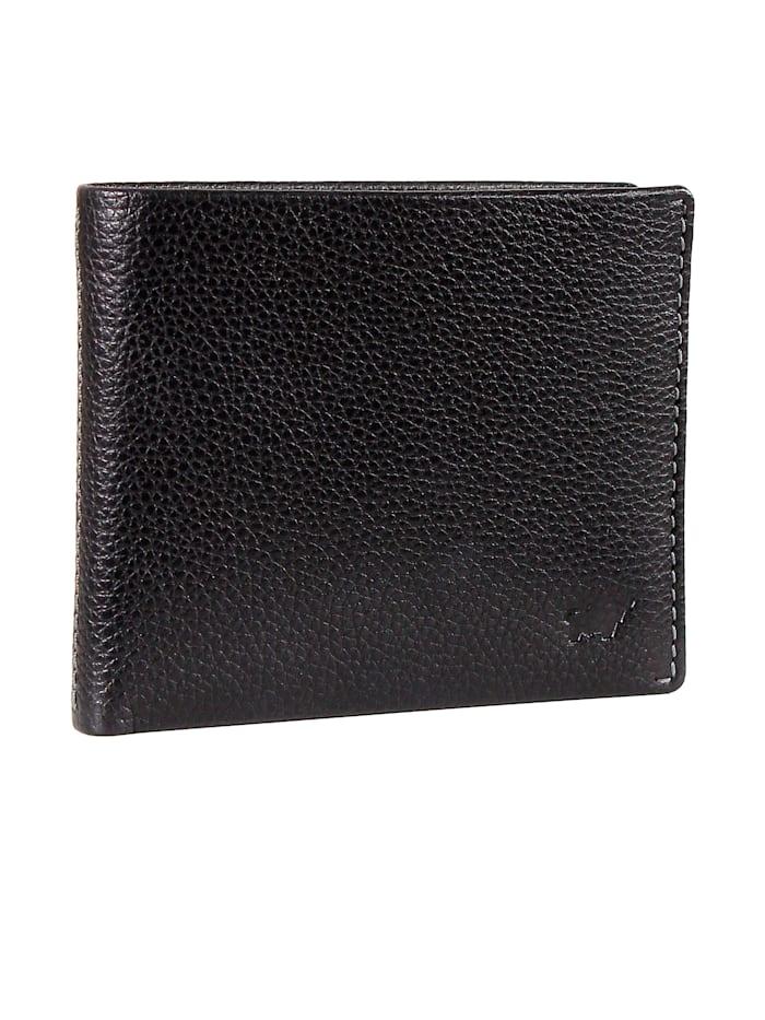 Geldbörse PRATO mit RFID-Schutz