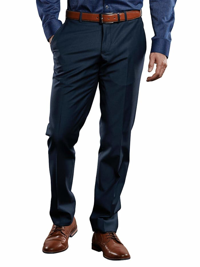 Engbers Anzughose slim fit My Favorite, Saphirblau