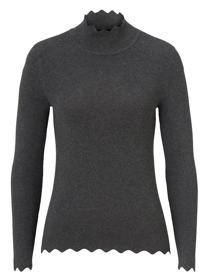 STEFFEN SCHRAUT Pullover, Grau