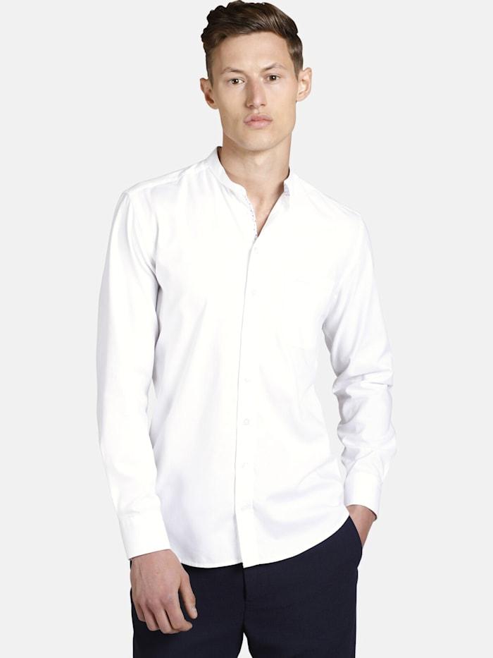 Shirtmaster Shirtmaster Hemd milkshakeboy, weiß