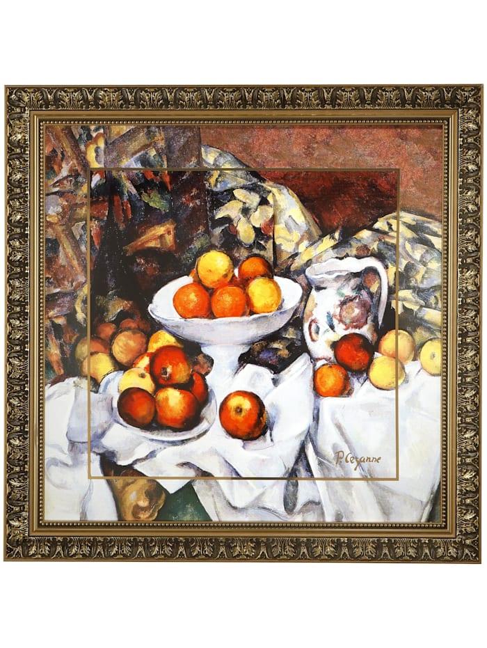 Goebel Goebel Wandbild Paul Cézanne - Stillleben I, Cézanne - Stillleben I
