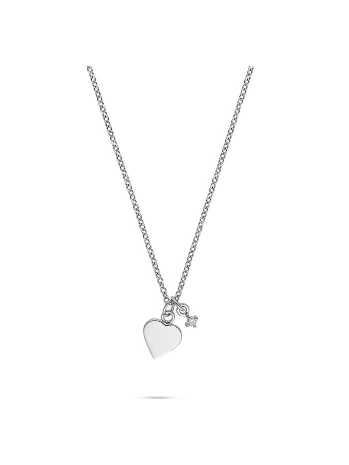 Guido Maria Kretschmer Guido Maria Kretschmer Damen-Kette 1 Diamant, silber