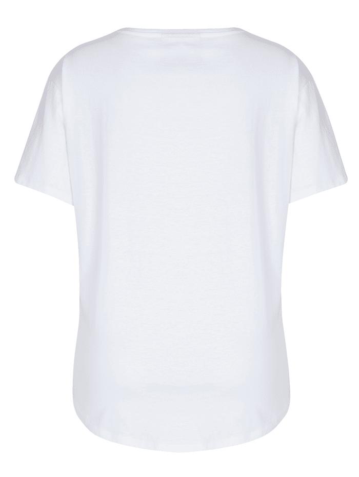Shirt mit Statement-Druck