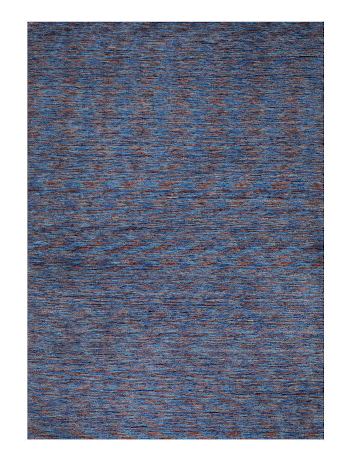 Theko®die Markenteppiche Handwebteppich Dennis, Türkis