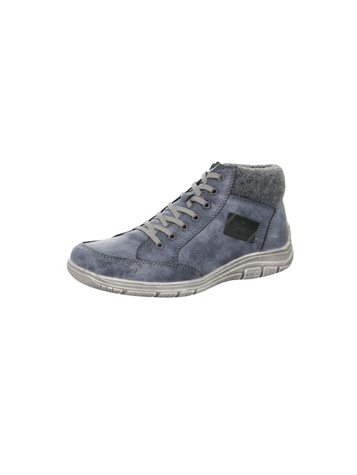 Rieker Stiefel Stiefel, blau