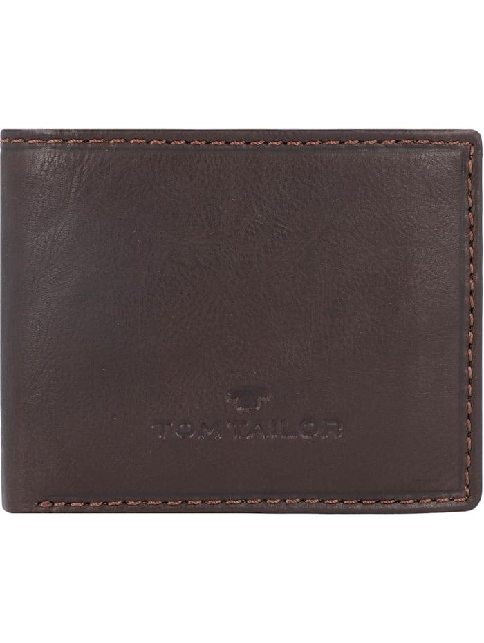 Lary Geldbörse Leder 10 cm