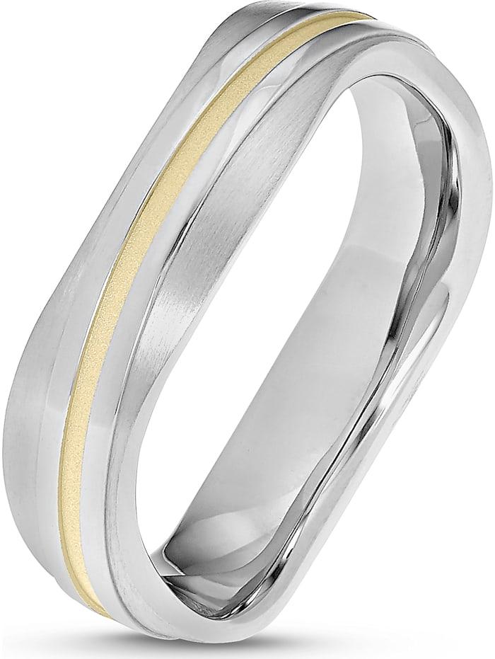 CHRIST C-Collection CHRIST Herren-Freundschaftsring 925er Silber, Silber