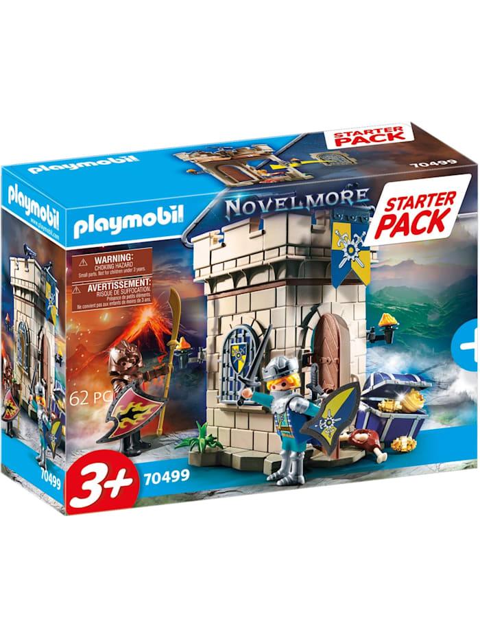 PLAYMOBIL Konstruktionsspielzeug Starter Pack Novelmore, Bunt