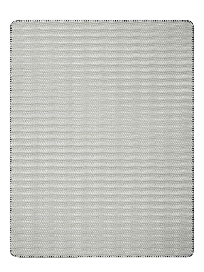 biederlack Wohndecke 'Effect', Grau