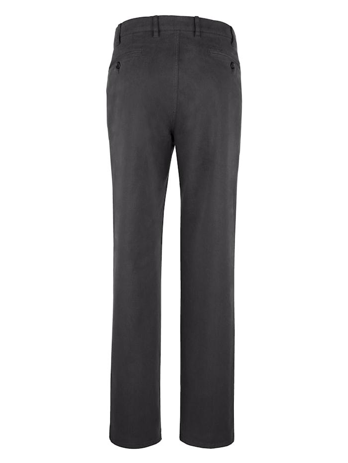 Pantalon sans pinces tendance