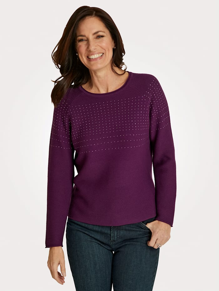 Rabe Pull-over, Baies