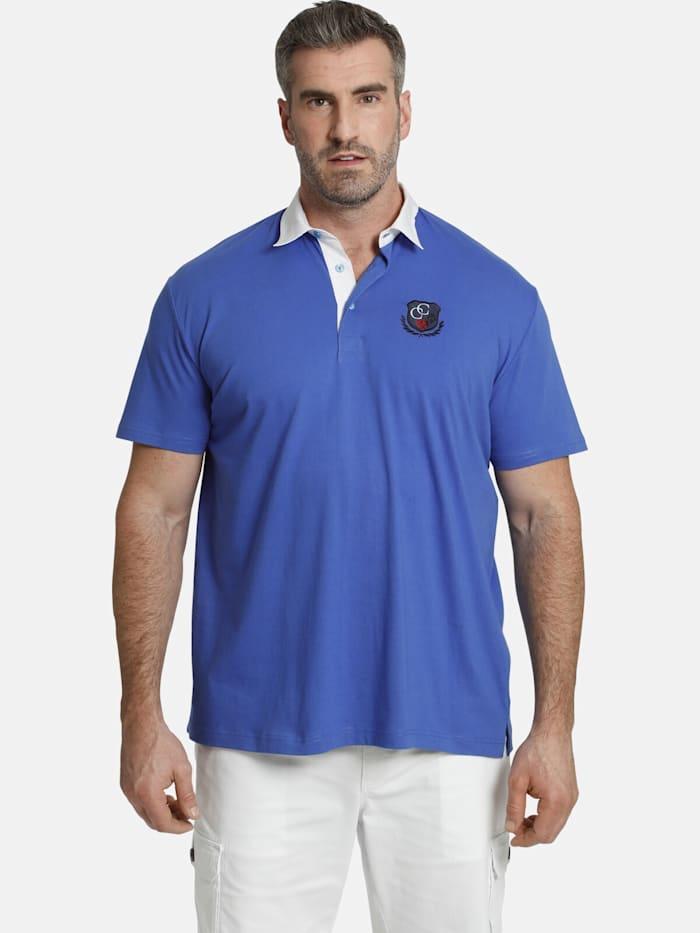 Charles Colby Charles Colby Poloshirt EARL MAYWARD, blau
