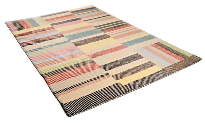 Tom Tailor Tapis Vintage Latge Patch Artus, Multicolore