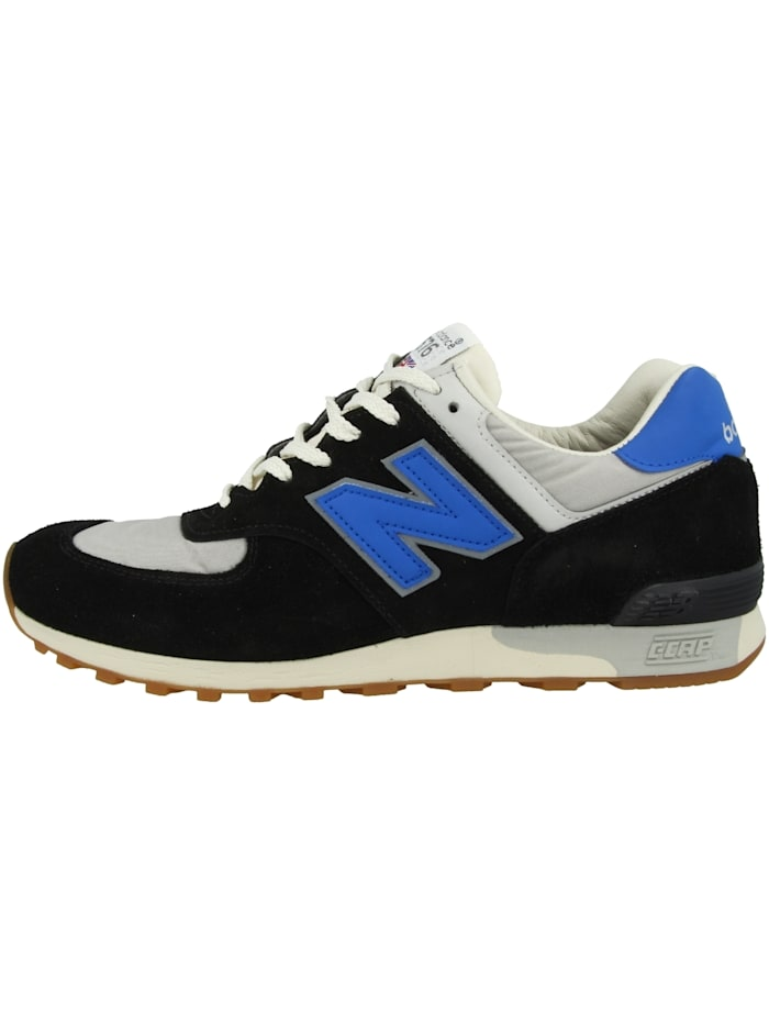 New Balance Sneaker low M 576 Made in England, schwarz