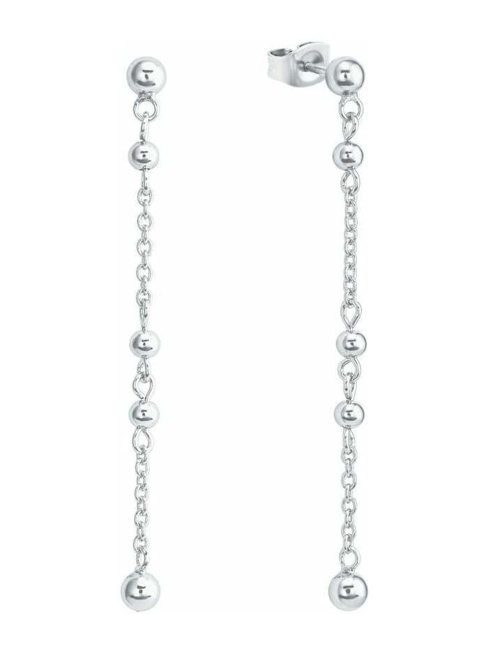 amor Ohrring für Damen, Sterling Silber 925, Silber