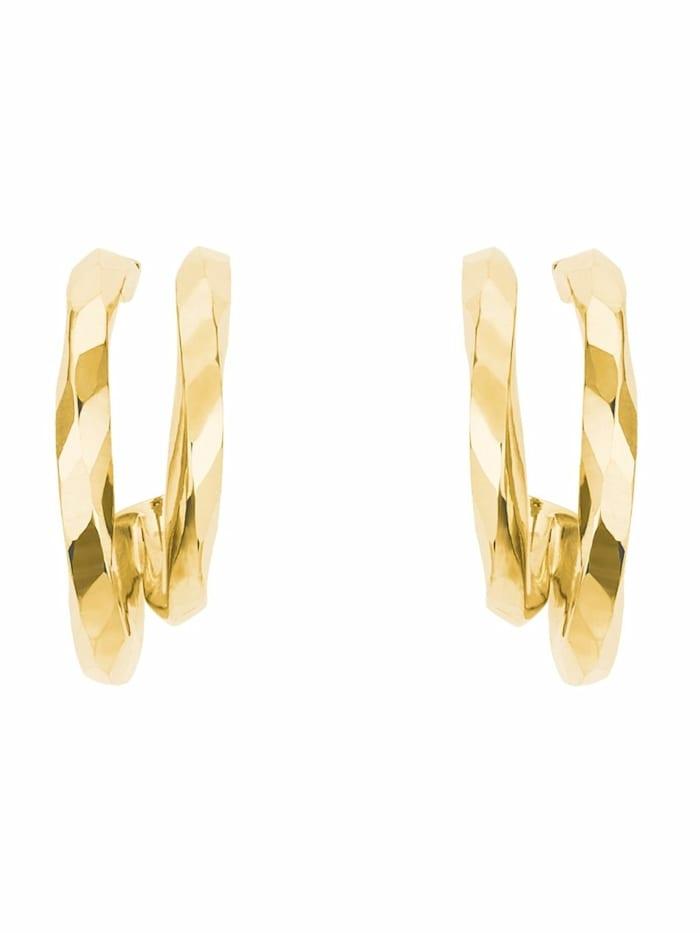 amor Creole für Damen, Gold 375, Gold
