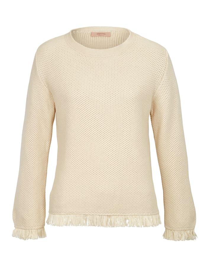 SIENNA Pullover, Beige