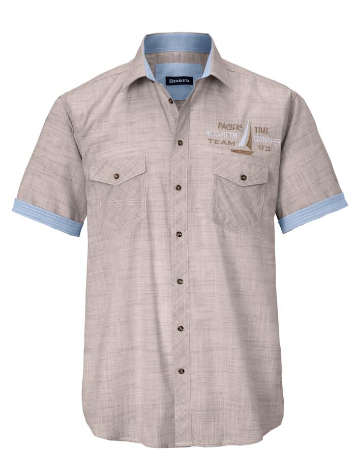 Hemd in leichter Sommerqualität