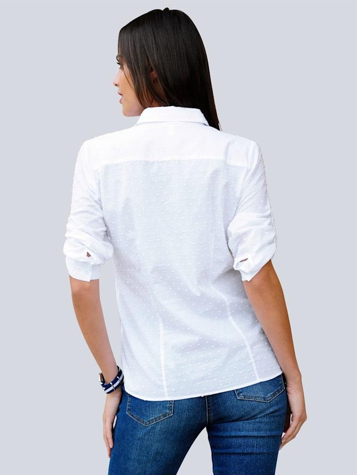 Pilkullinen paitapusero
