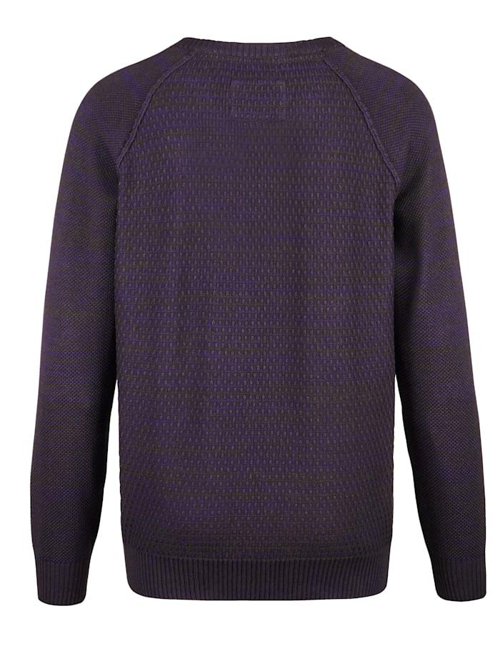 Pullover mit modischen Raglanärmeln