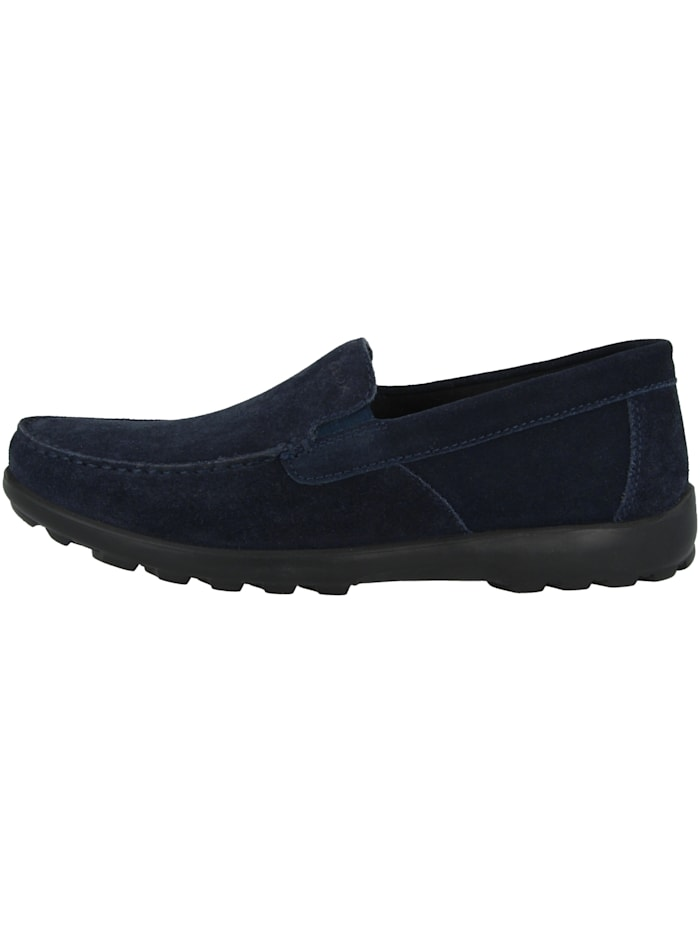 Geox Slipper U Romaryc B, blau
