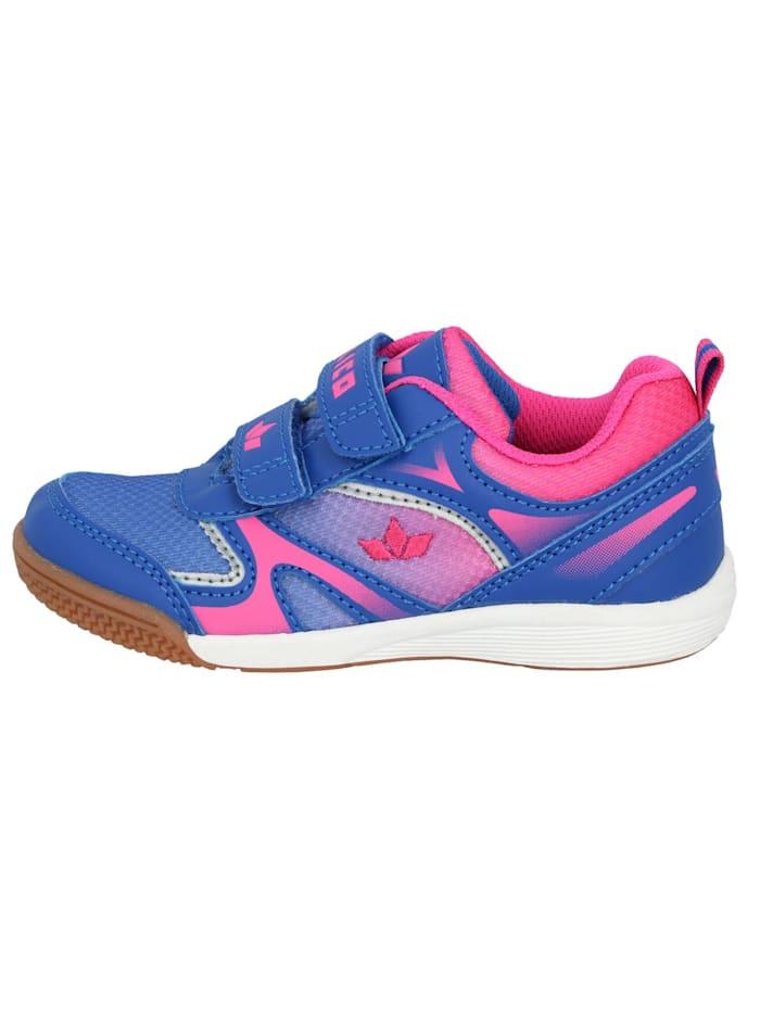 Lico Sportschuh, lila/pink