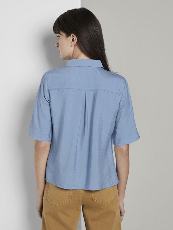 Schlichtes Blusenshirt