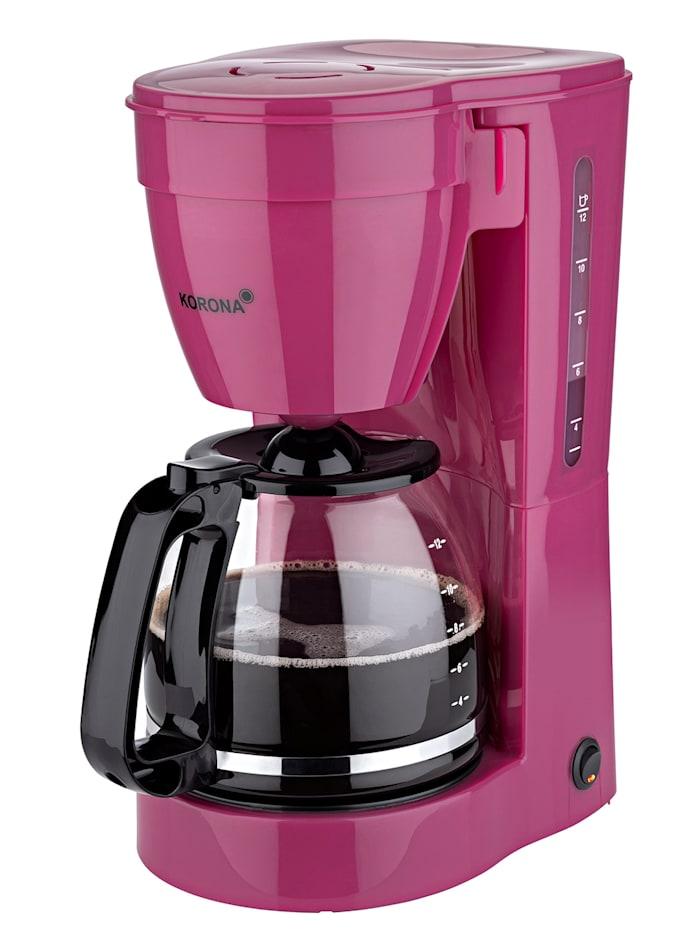 Korona Machine à café 10119, pour 12 tasses, baies, Baies