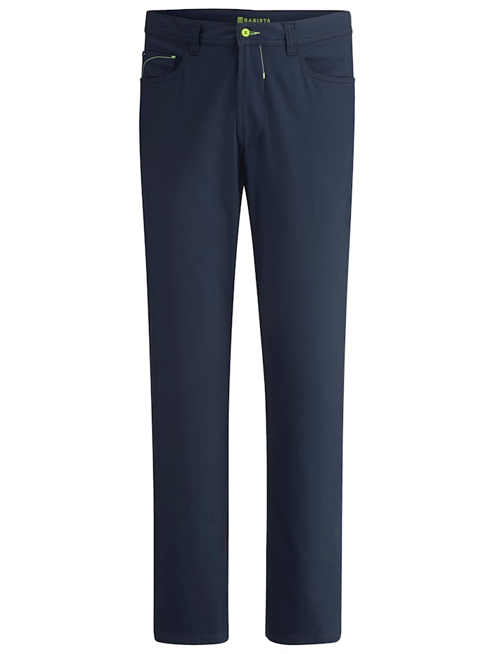BABISTA Pantalon avec éléments réfléchissants, Bleu foncé