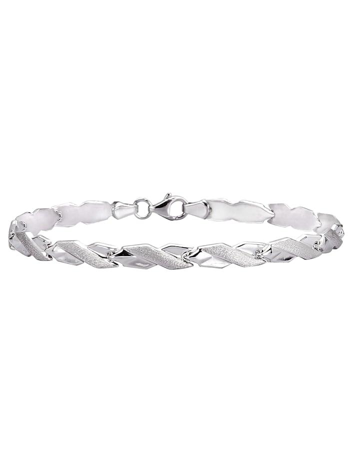 KLiNGEL Armband, Zilverkleur