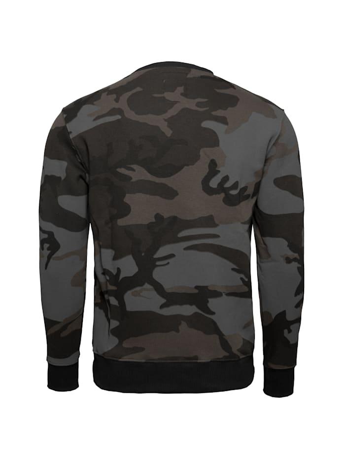 Sweatshirt Basic Sweater Camo