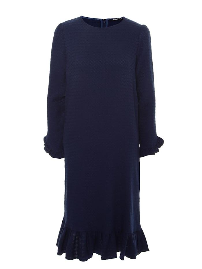 Madam-T Jerseykleid Grekka, blau