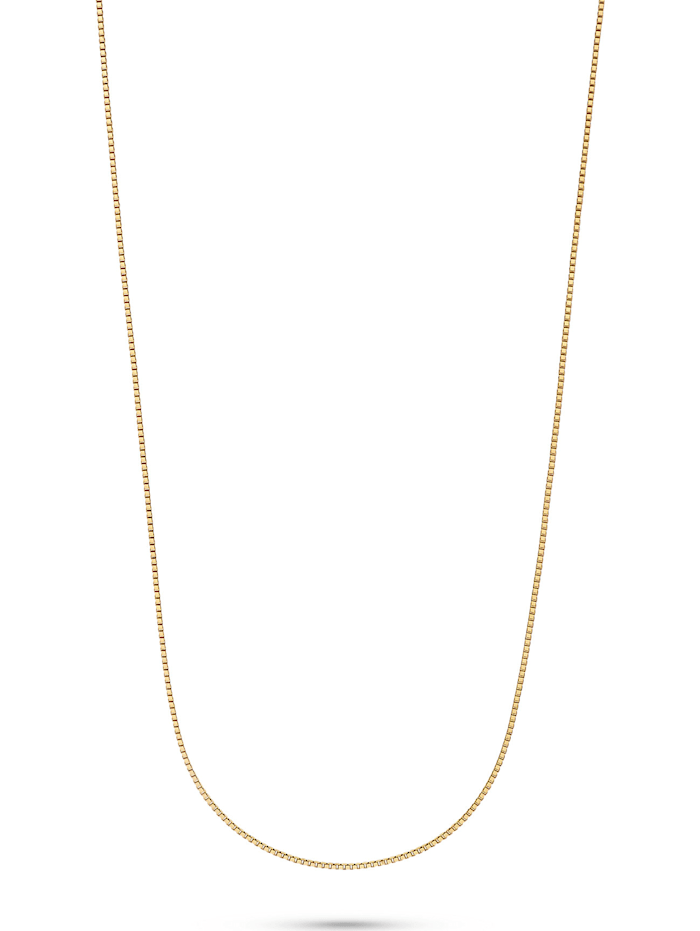 CHRIST C-Collection CHRIST Unisex-Kette 375er Gelbgold, gelbgold