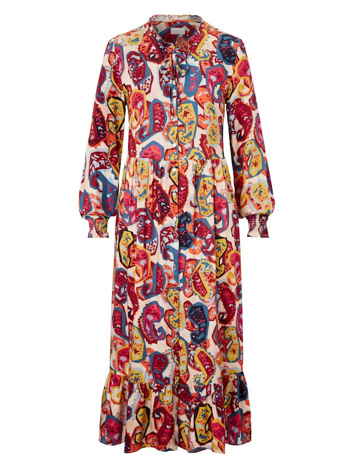 Milano Italy Kleid, Multicolor