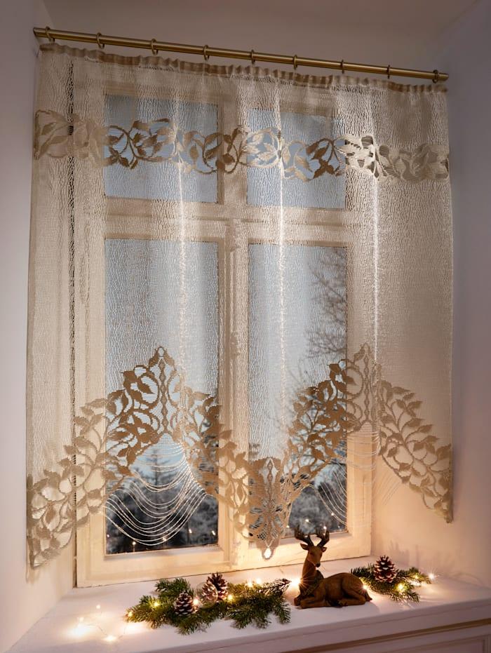 Kleinfenstergardine 'Larina'