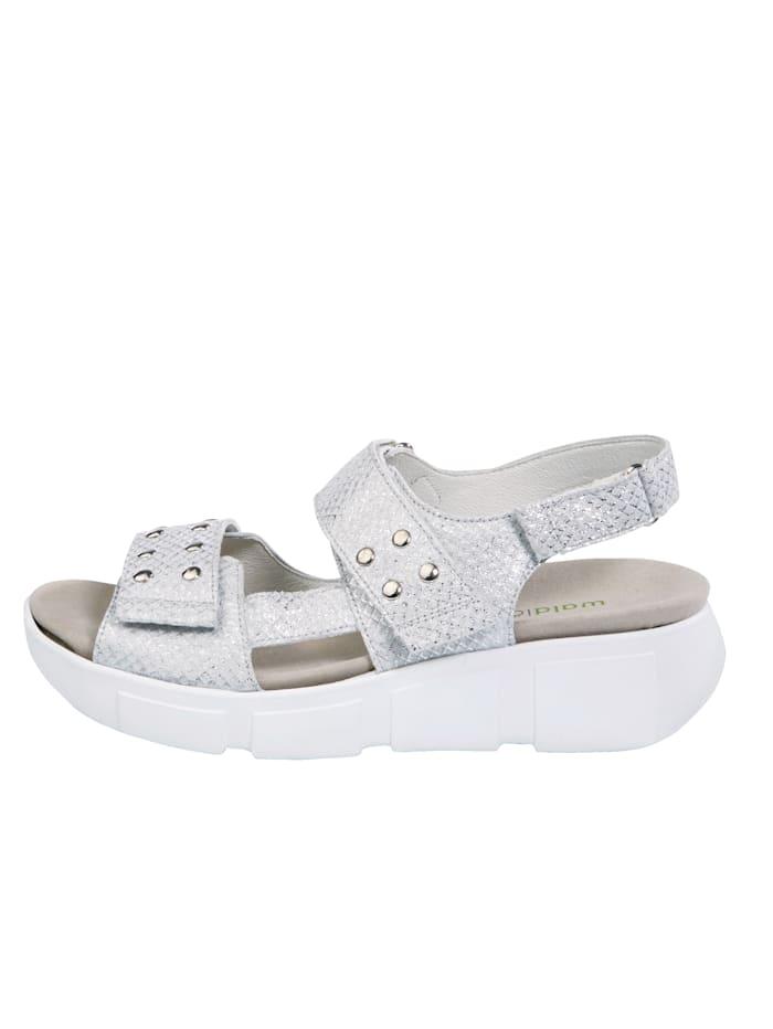 Sandaaltje met luchtgepolsterde EVA-zool