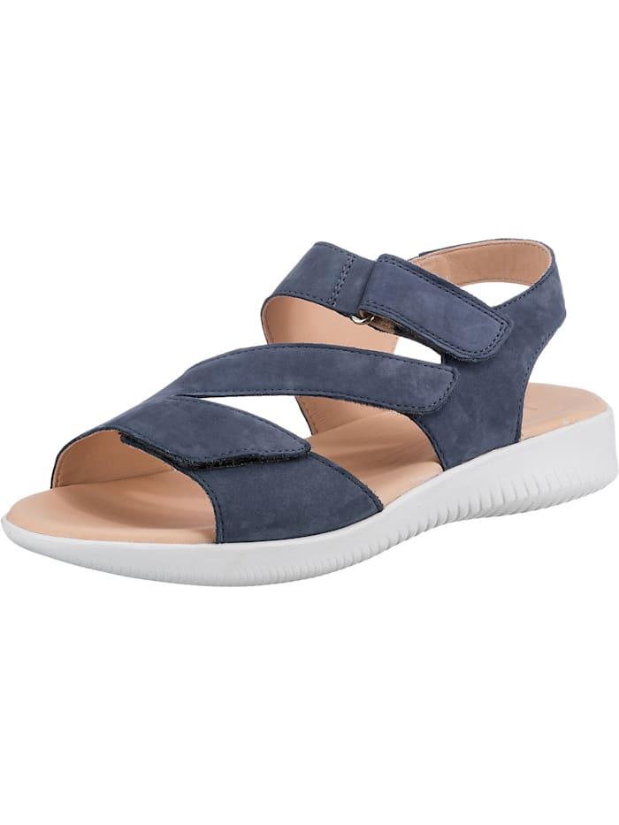 Legero Fantastic Komfort-Sandalen, blau
