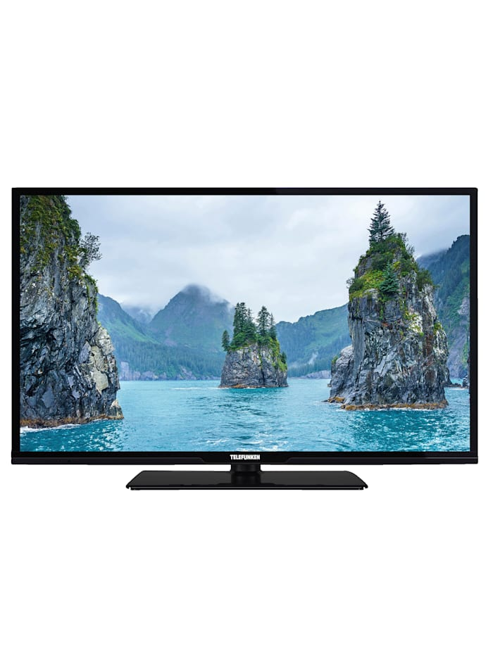Telefunken XH32G111 LED TV (32 Zoll | HD-Ready | Triple Tuner | A+)