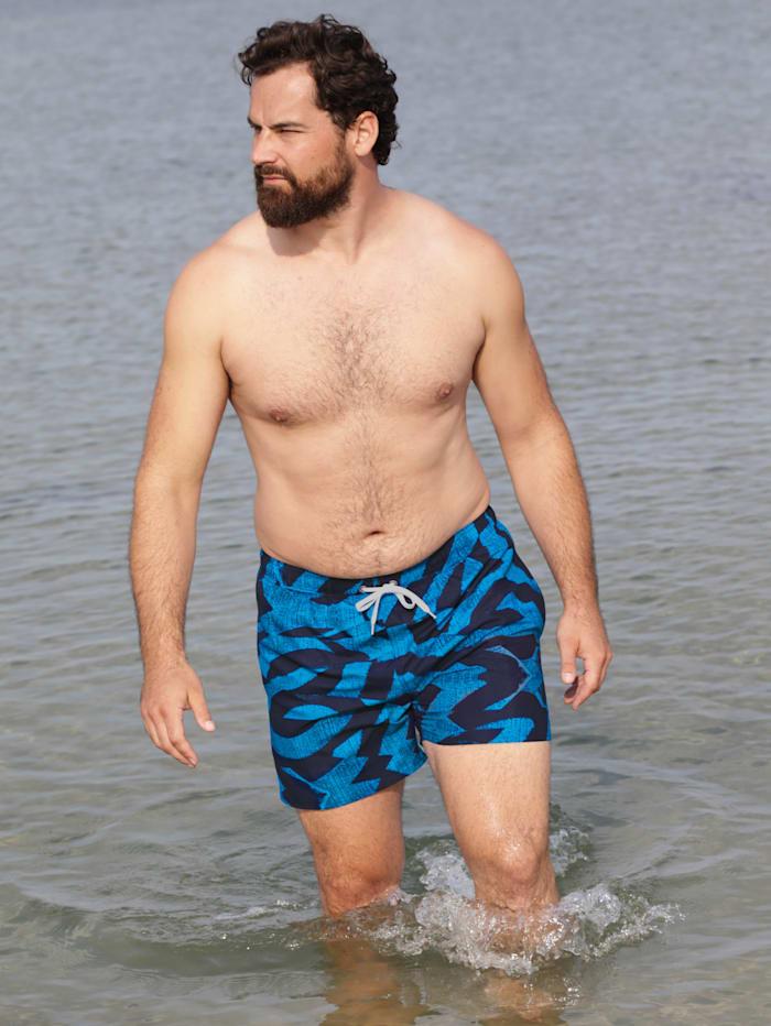 Zwemshort in kort model