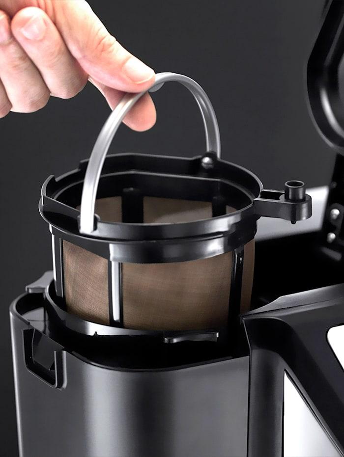Digital kaffetrakter med integrert kvern