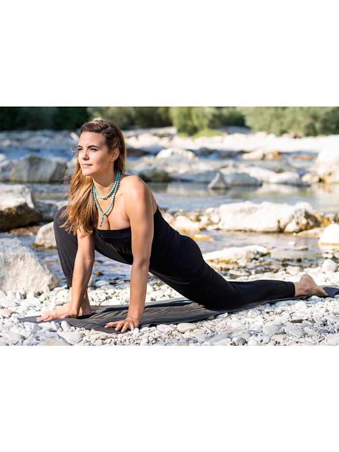 Yoga-jumpsuit - Jet Black