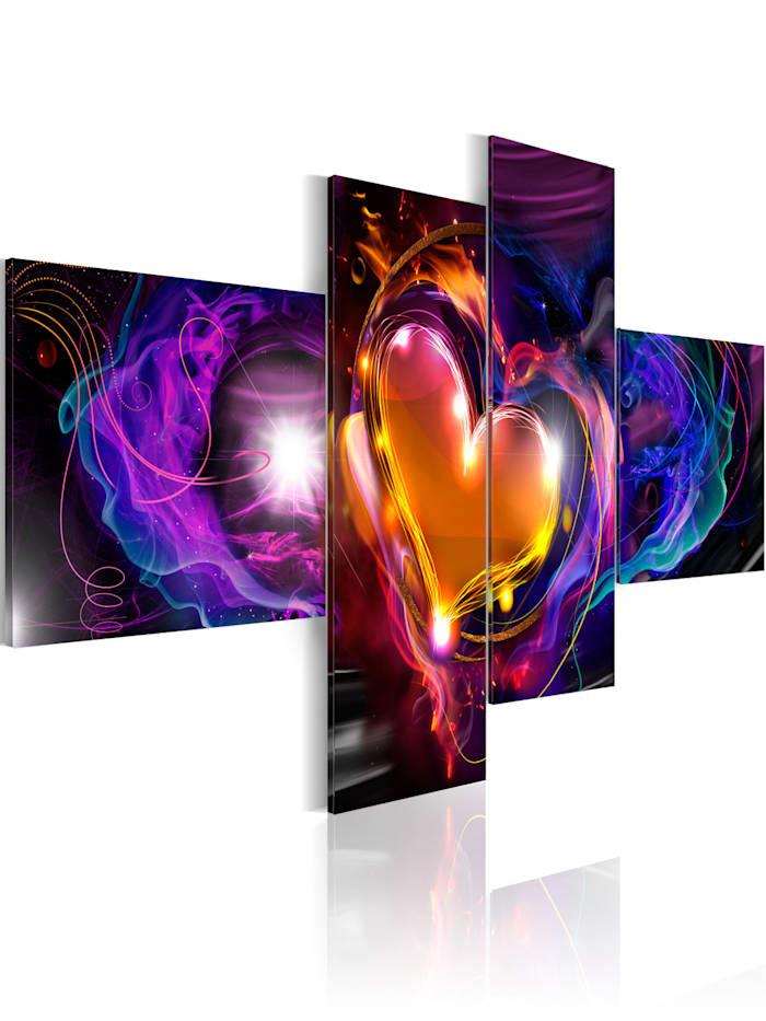 artgeist Wandbild Zauber der Liebe, colorful