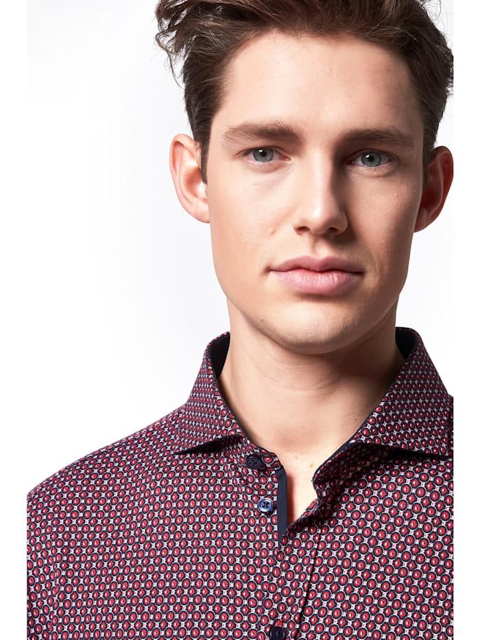 Jerseyhemd New Hai Langarm