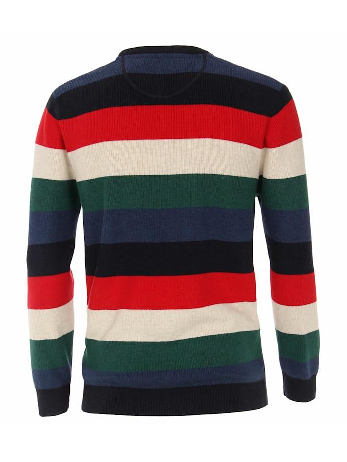 Pullover mit Rundhalsausschnitt andere Muster
